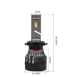 Ledlamp Mini (set van 2)