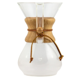 Classic Chemex Coffee Maker - 6 cups