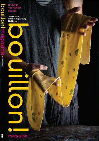 Jaarabonnement Bouillon +  een kookboek cadeau*