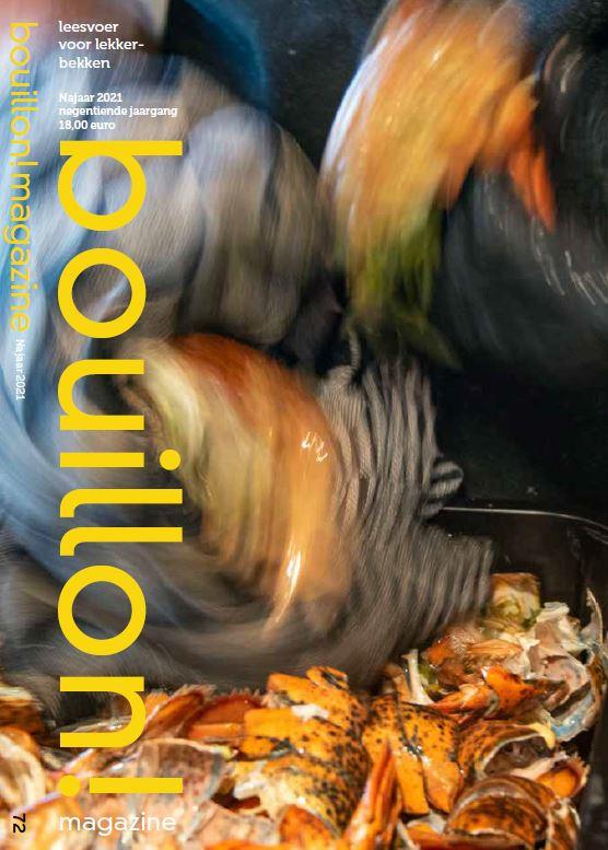 Jaarabonnement Bouillon + boeken