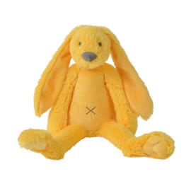 Rabbit Richie Original Geel met geborduurde naam