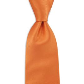 Stropdas Premium Oranje