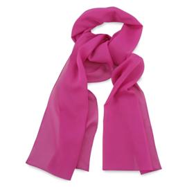 Sjaal Premium Lang Fuchsia