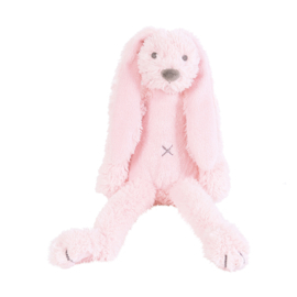 Rabbit Richie Tiny Roze met geborduurde naam