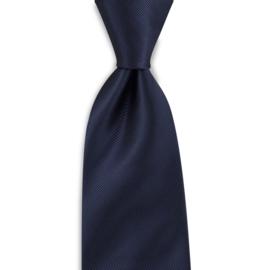 Stropdas Premium Marineblauw