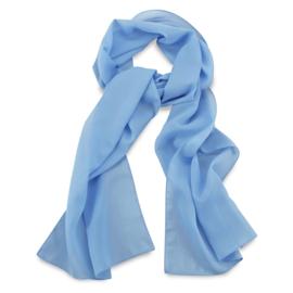 Sjaal Premium Lang Lichtblauw