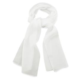 Sjaal Premium Lang Wit