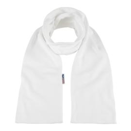 Katoenen sjaal 140x15 cm   Wit