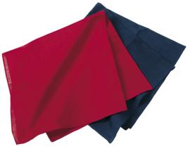Halsdoek 54x54 cm - Uni