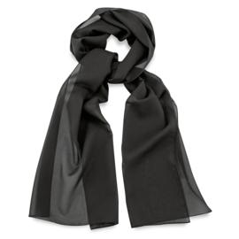 Sjaal Premium Lang Zwart