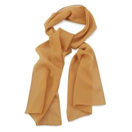 Sjaal Premium Lang Oker