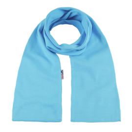 Katoenen sjaal 140x15 cm   Aqua