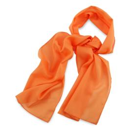 Sjaal Premium Lang Oranje