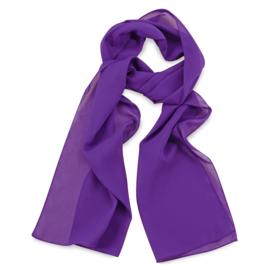 Sjaal Premium Lang Paars