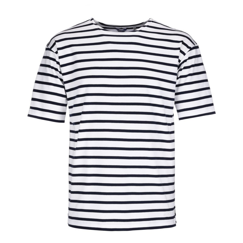 Bretons heren T-shirt ronde hals