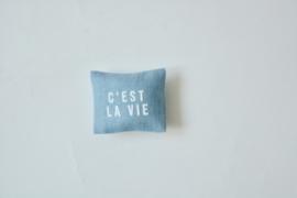 """Kussentje """" c'est la vie"""""""