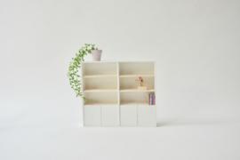 Hangplant in roze pot