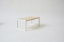 Tafel cube wit