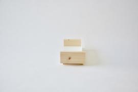 """Sofa """" White and wood"""""""