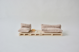 Pallet loungeset Small