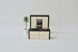 Keuken Set Zwart