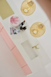 PINK pink kitchen / Valentijns keuken