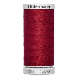Gütermann super sterk ~ kleur 46 (wijnrood)