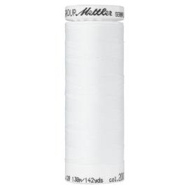 Mettler Seraflex ~ kleur 2000 (wit)