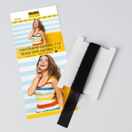 Vlieseline Naadband flexibel T15 ~zwart