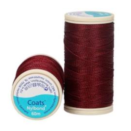 MEZ Nylbond ~ kleur 8546 (bordeaux rood)