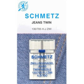 Schmetz tweeling jeans 4.0/100