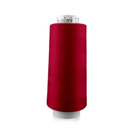 Amann Trojalock garen ~ kleur 8492 (rood-roze)