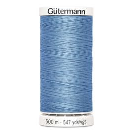 Gutermann 500m ~ kleur 143 (lichtblauw)