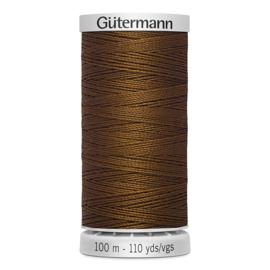 Gütermann super sterk ~ kleur 650 (bruin)