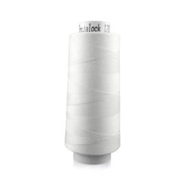 Amann Trojalock garen ~ kleur 1000 (gebroken wit)