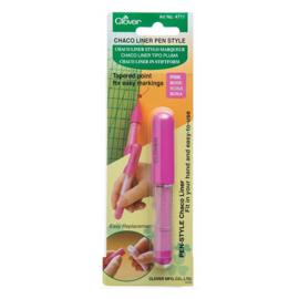 Chaco pen Clover ~ roze