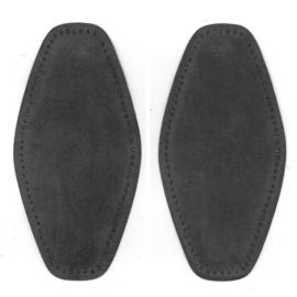 Elleboogstukken ~ kleur 002 (grijs)