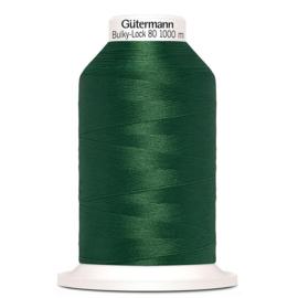 Bulky-lock kleur 340 (groen)