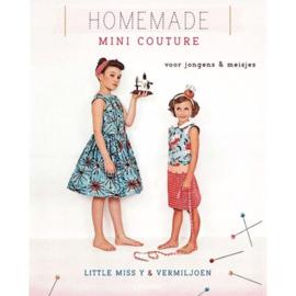 Homemade mini couture