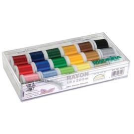 Madeira Rayon nr.40 ~ box