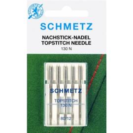 Schmetz Topstitch 130N nr.80