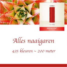 Mettler Seralon naaigaren ~ 435 kleuren