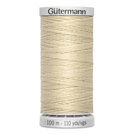Gütermann super sterk ~ kleur 414 (crème)