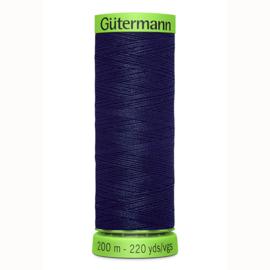 Extra fijn ~ kleur 310 (blauw)(Gütermann)