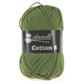 Cotton 8 kleur 49