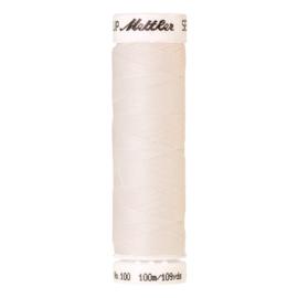 100m. Mettler Seralon ~ wit (2000)