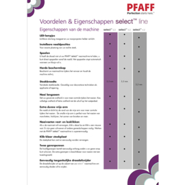 Pfaff Select™  3.2
