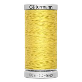 Gütermann super sterk ~ kleur 327 (geel)