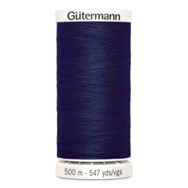 Gutermann 500m ~ kleur 310 (blauw)
