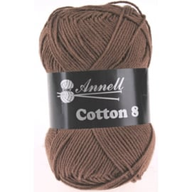 Cotton 8 kleur 01